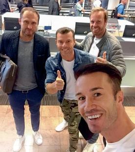 Flemish celebrities choose Esthetic Airlines