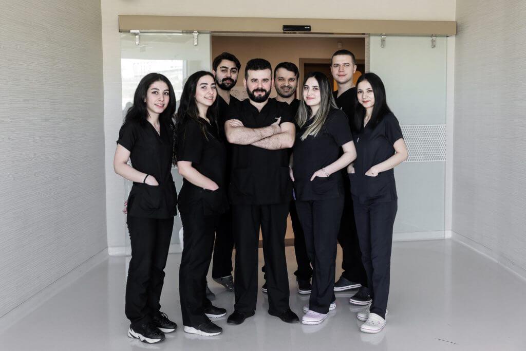 Esthetic Airlines Haartransplantaties In Belgie Team Turkije